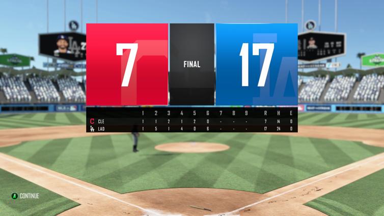 R.B.I. Baseball 18 Screenshot 4