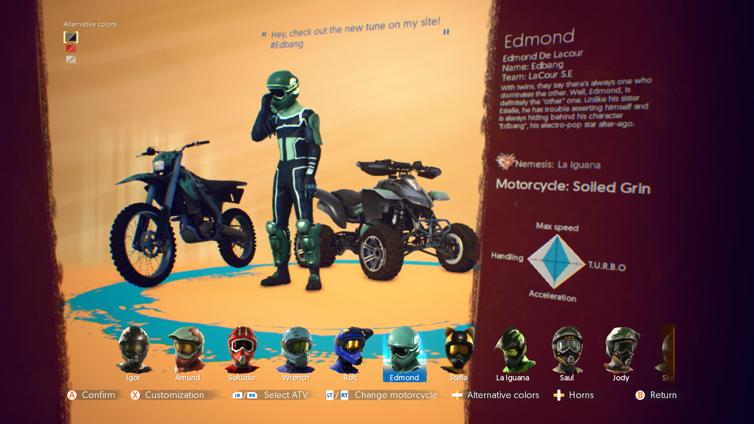 ATV Drift & Tricks: Definitive Edition Screenshot 1