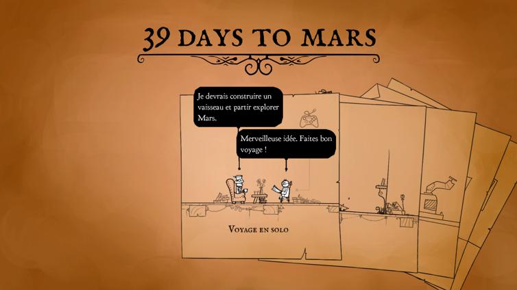 39 Days to Mars Screenshot 4