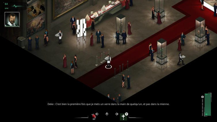 Fear Effect Sedna Screenshot 3
