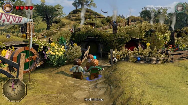 LEGO The Hobbit Screenshot 1